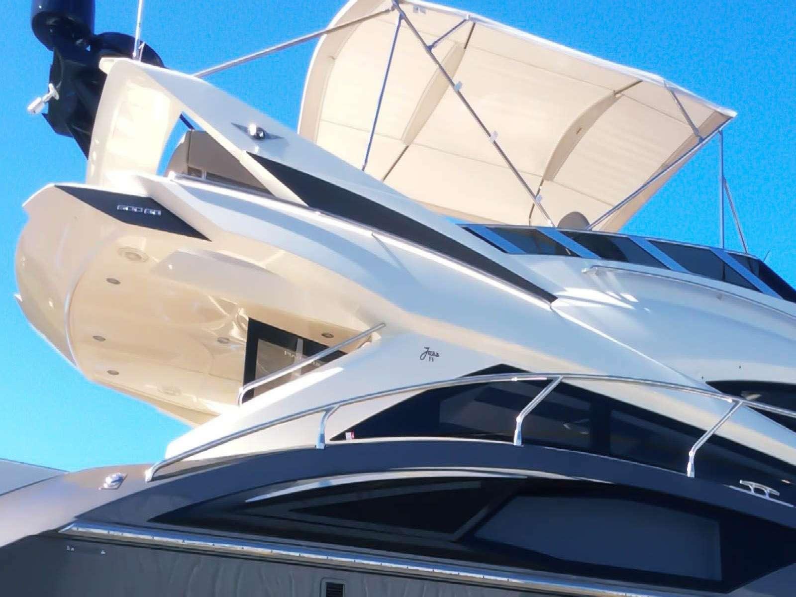toit bimini bateau
